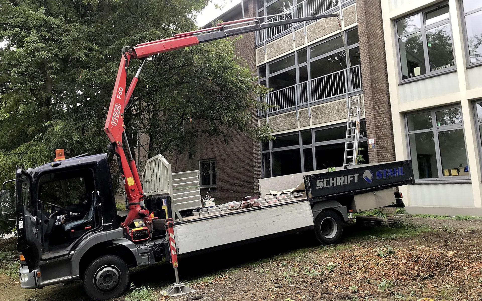 Schrift & Stahl Metall-Bau GmbH aus Mönchengladbach